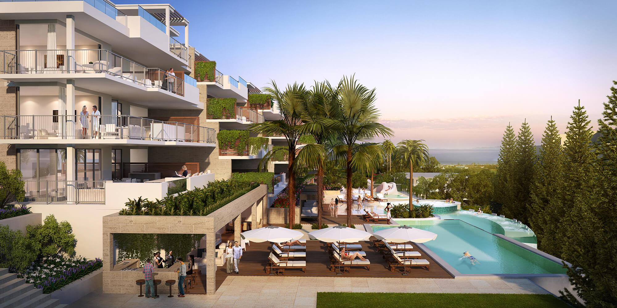 Apartments in La Cala de Mijas MA1171692