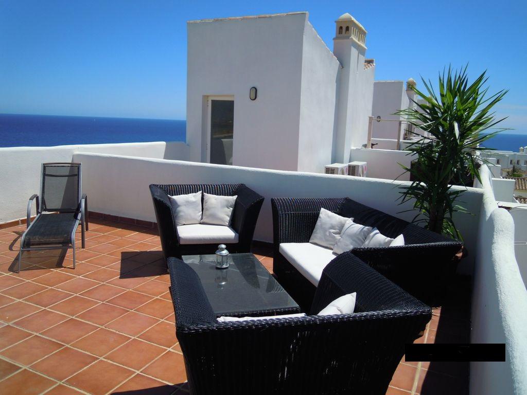 Penthouse i Casares Playa MA1178668