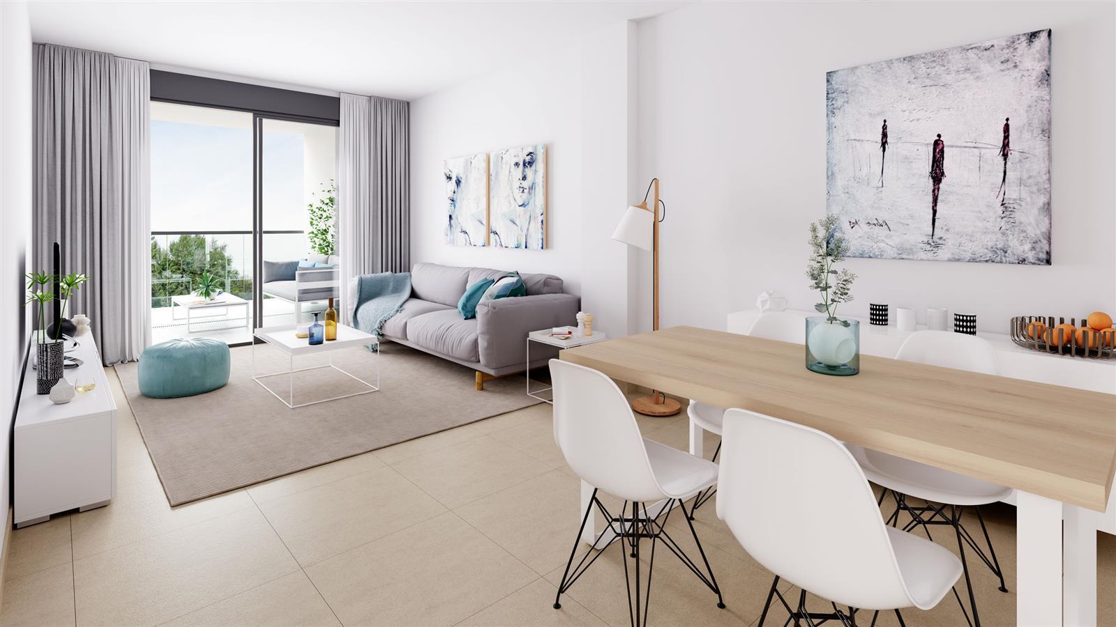 Apartamenty na sprzedaż w La Cala de Mijas MA1763738