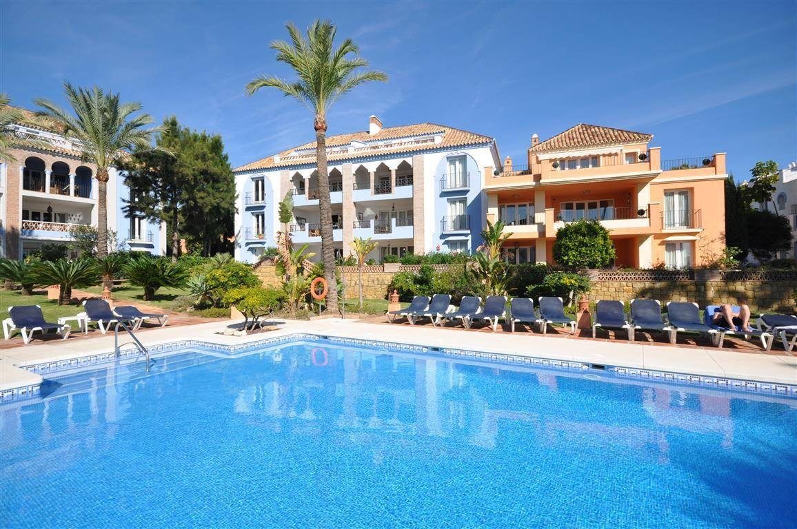 2 Bedroom Apartment in Casares Playa