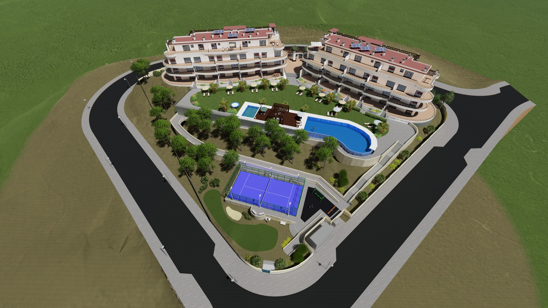 Apartments in Mijas Costa MA3018863