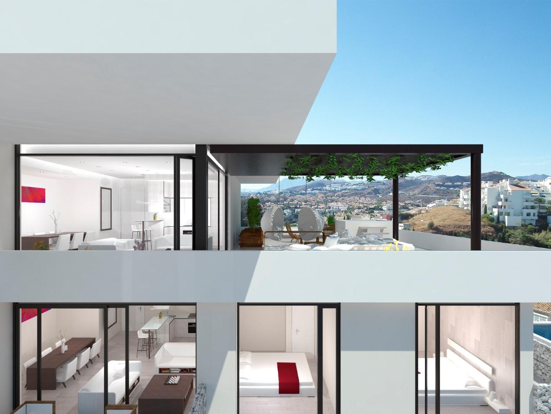 lejligheder til salg i riviera del sol ma3136433. Black Bedroom Furniture Sets. Home Design Ideas