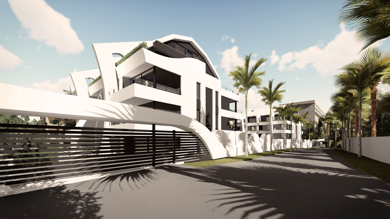 Apartments for sale in Marbella MA3190769