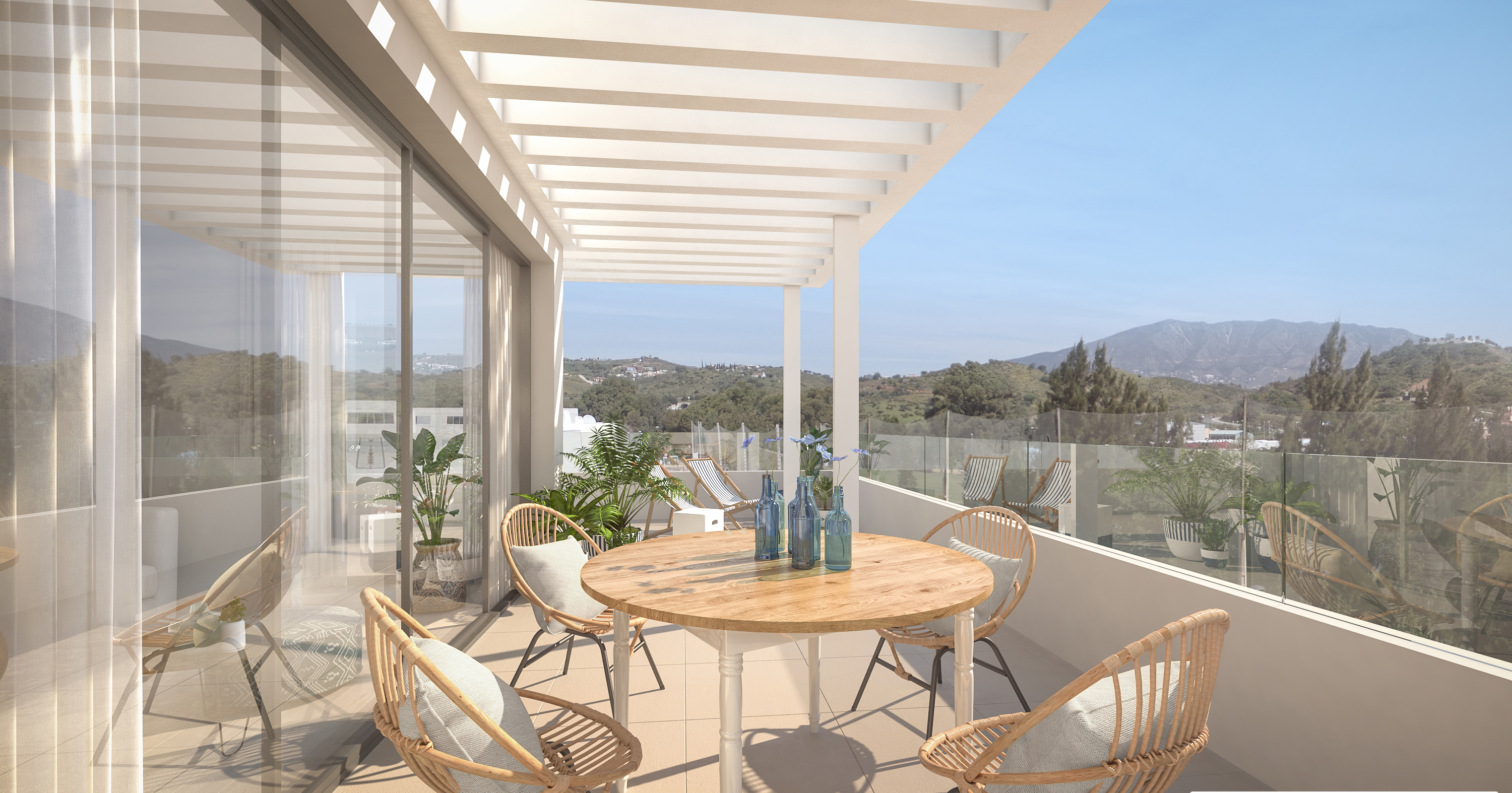 Apartments in La Cala de Mijas MA3196753