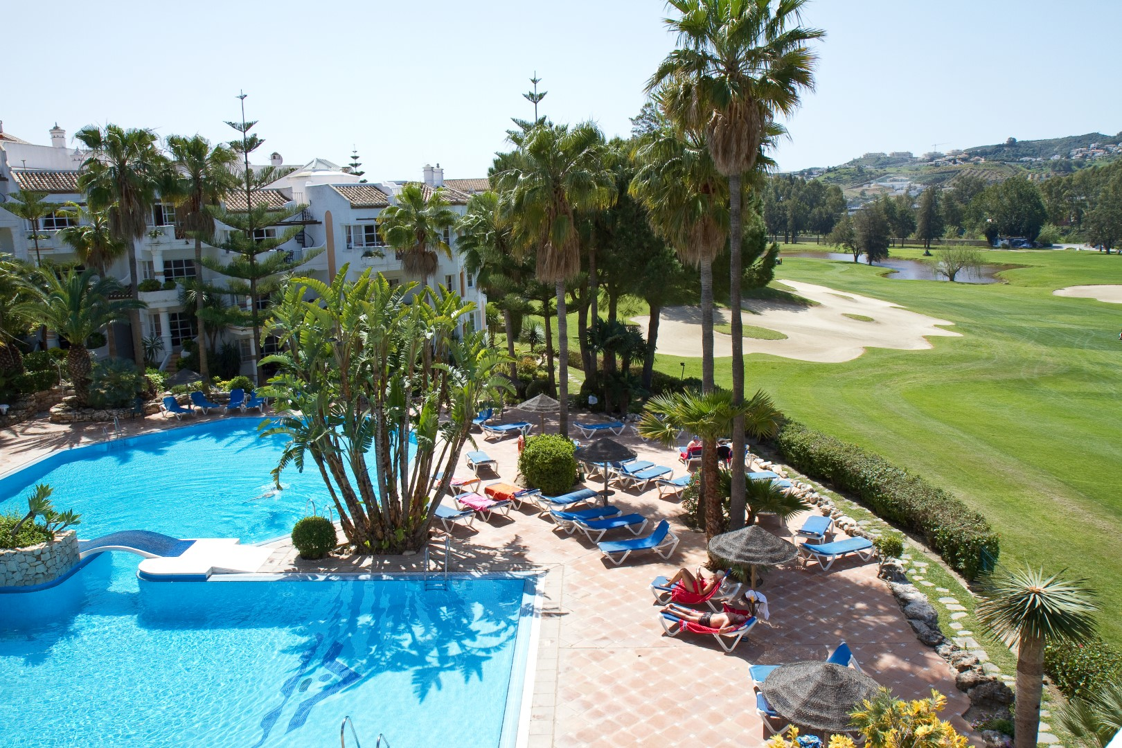 Apartments in Mijas Golf MA4212716