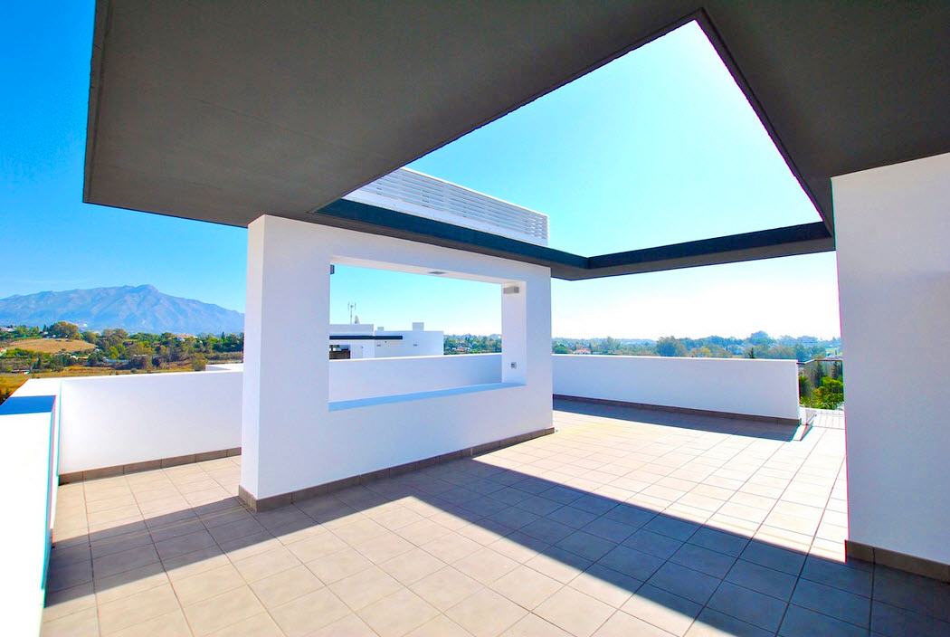 Penthouse for sale in Estepona MA4645061