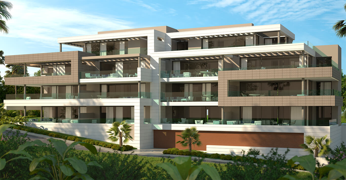 Apartments in Cancelada MA5266314