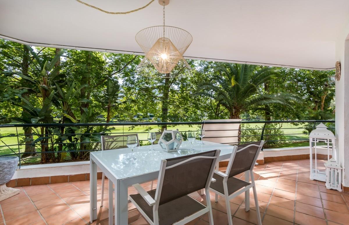 Ground Floor Apartment in Marbella MA5545281