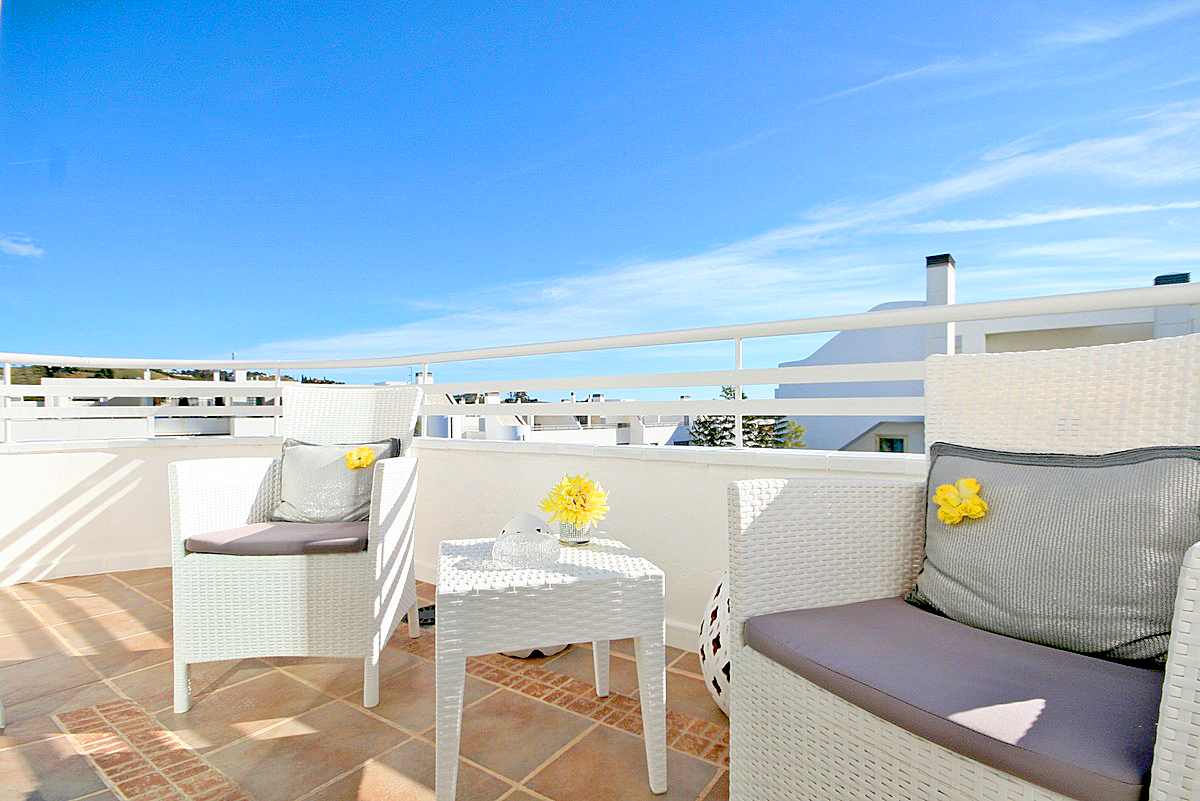 Penthouse for sale in La Cala de Mijas MA5605949
