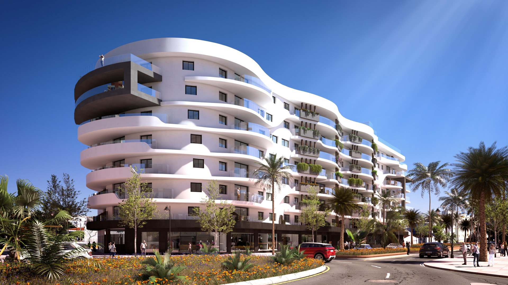 Apartments in Estepona MA5823844