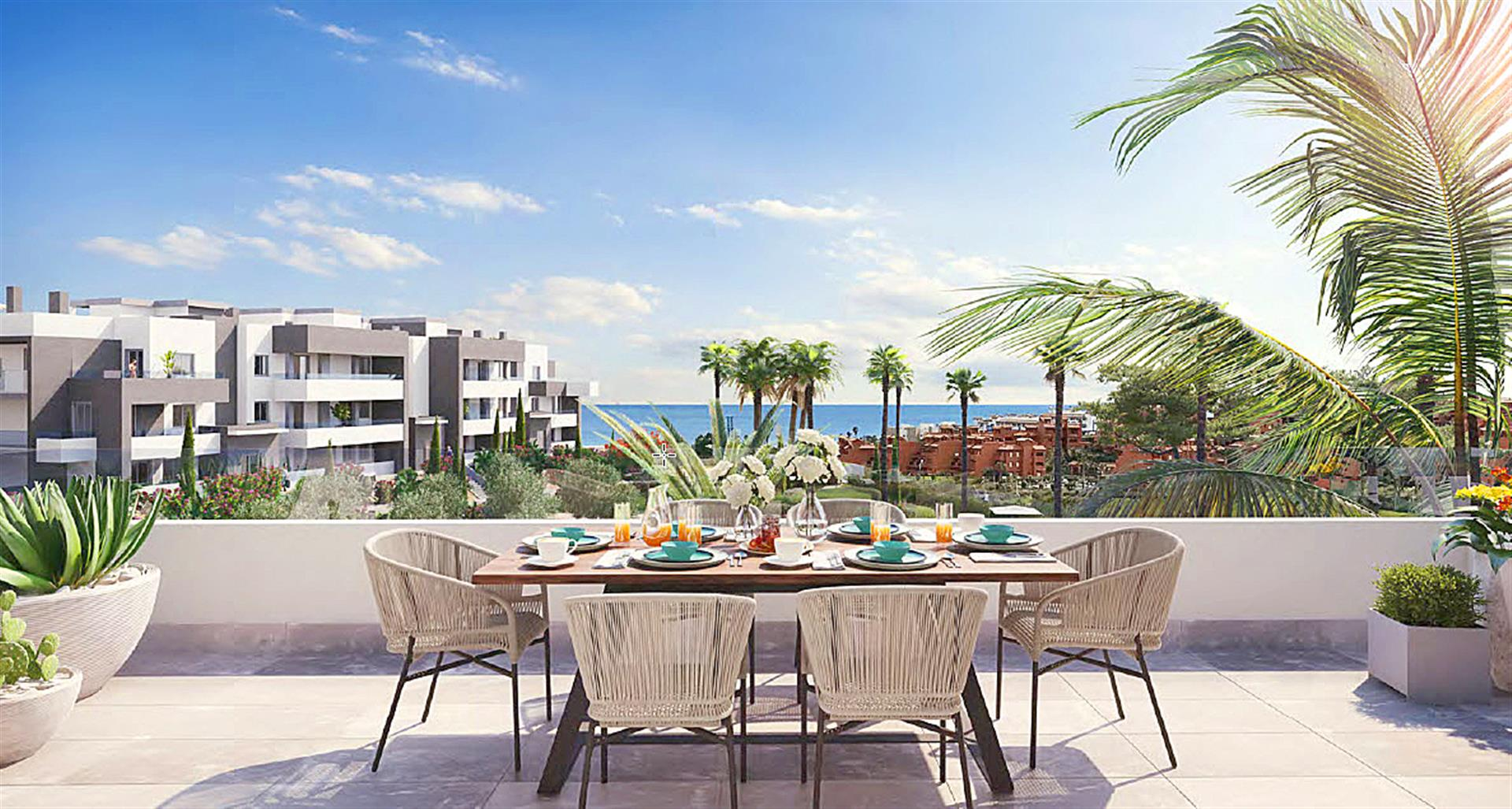Apartments for sale in Estepona MA9918733