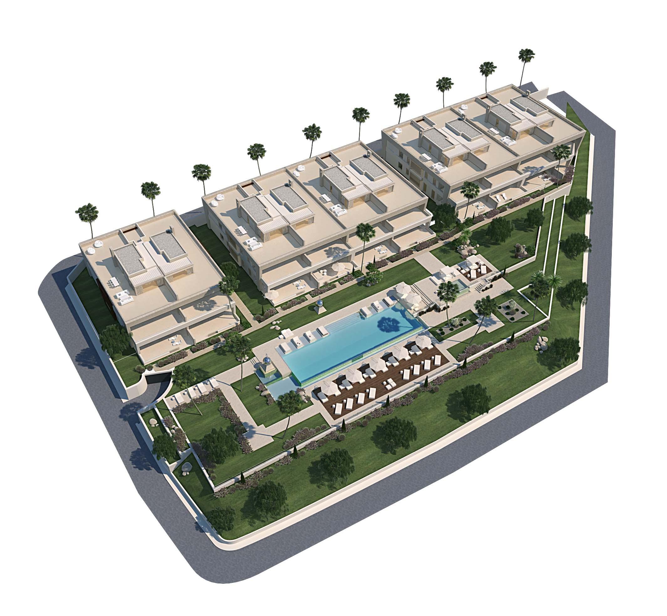 Appartements en vente à Marbella MCO1878814