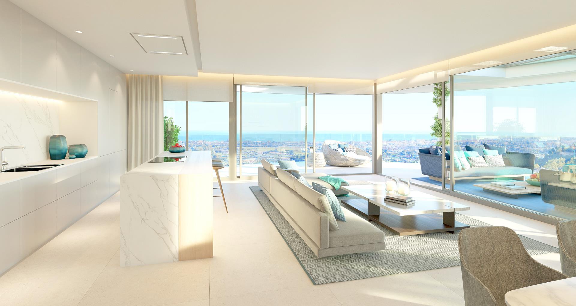 Apartments for sale in La Quinta (Marbella) MCO3361894
