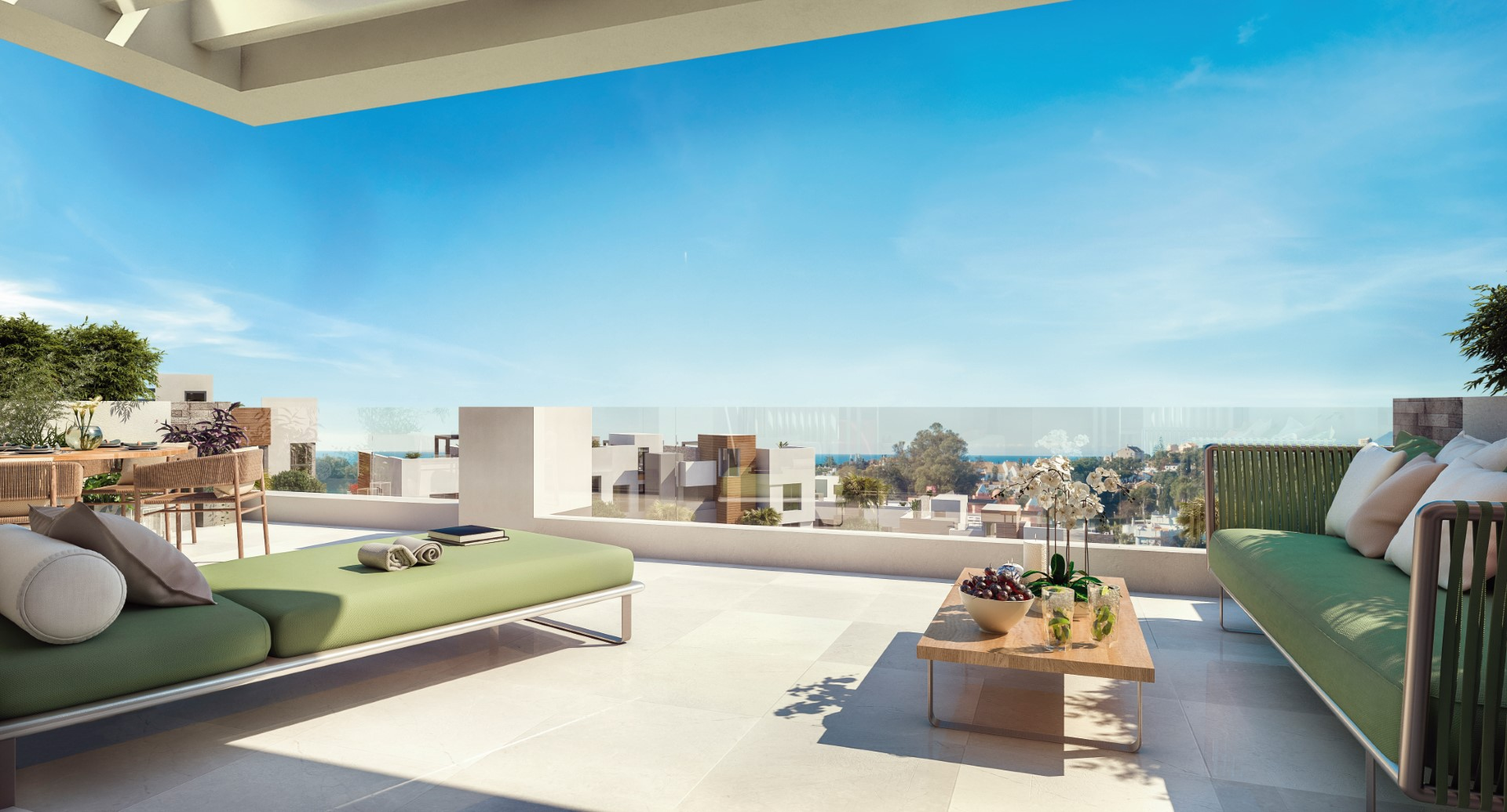 Apartments for sale in Marbella MCO3419713