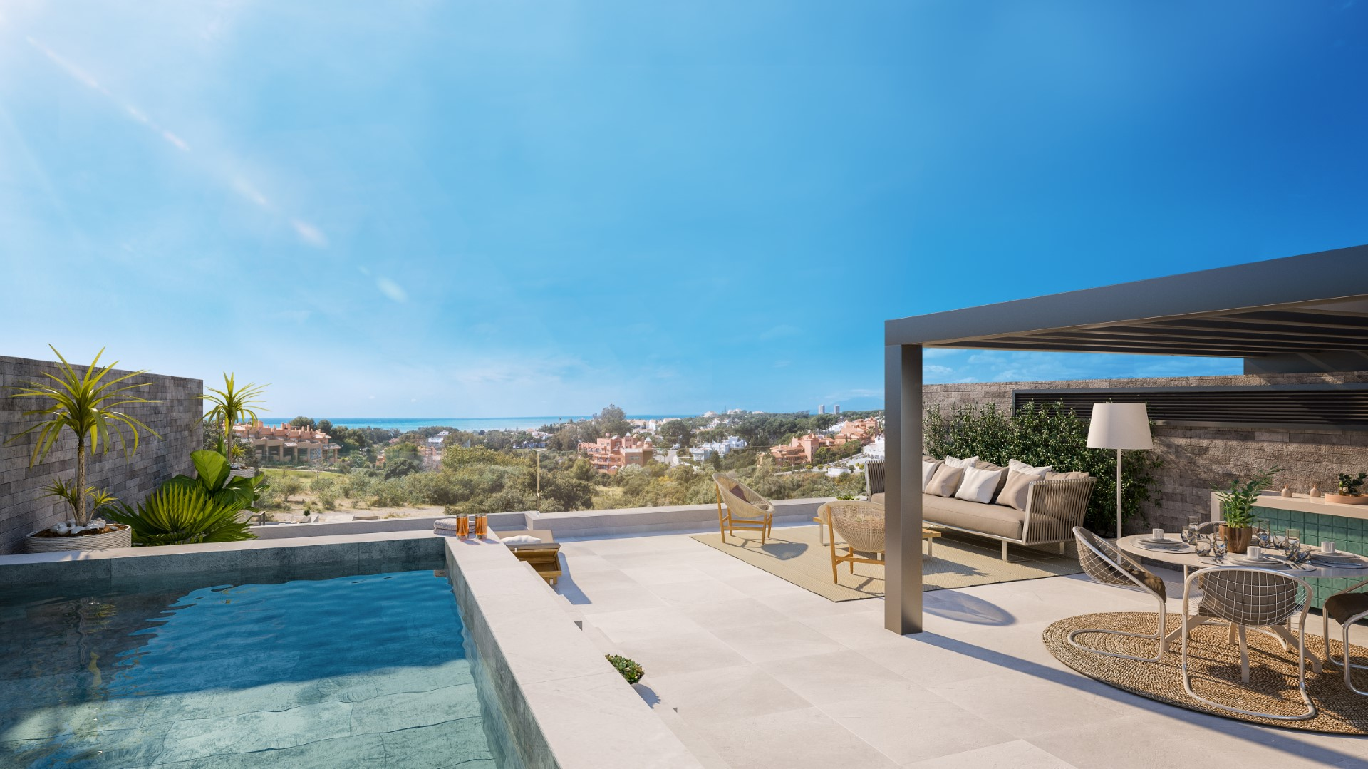Apartments for sale in Marbella R3419713