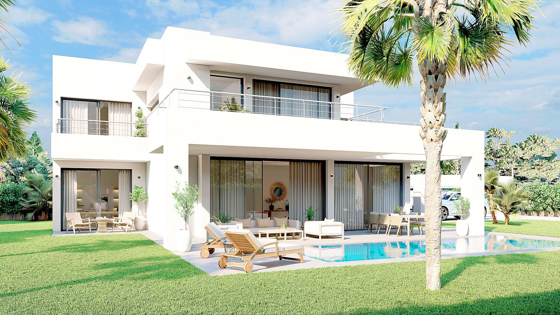 Villaer Til salg i Estepona R3830131