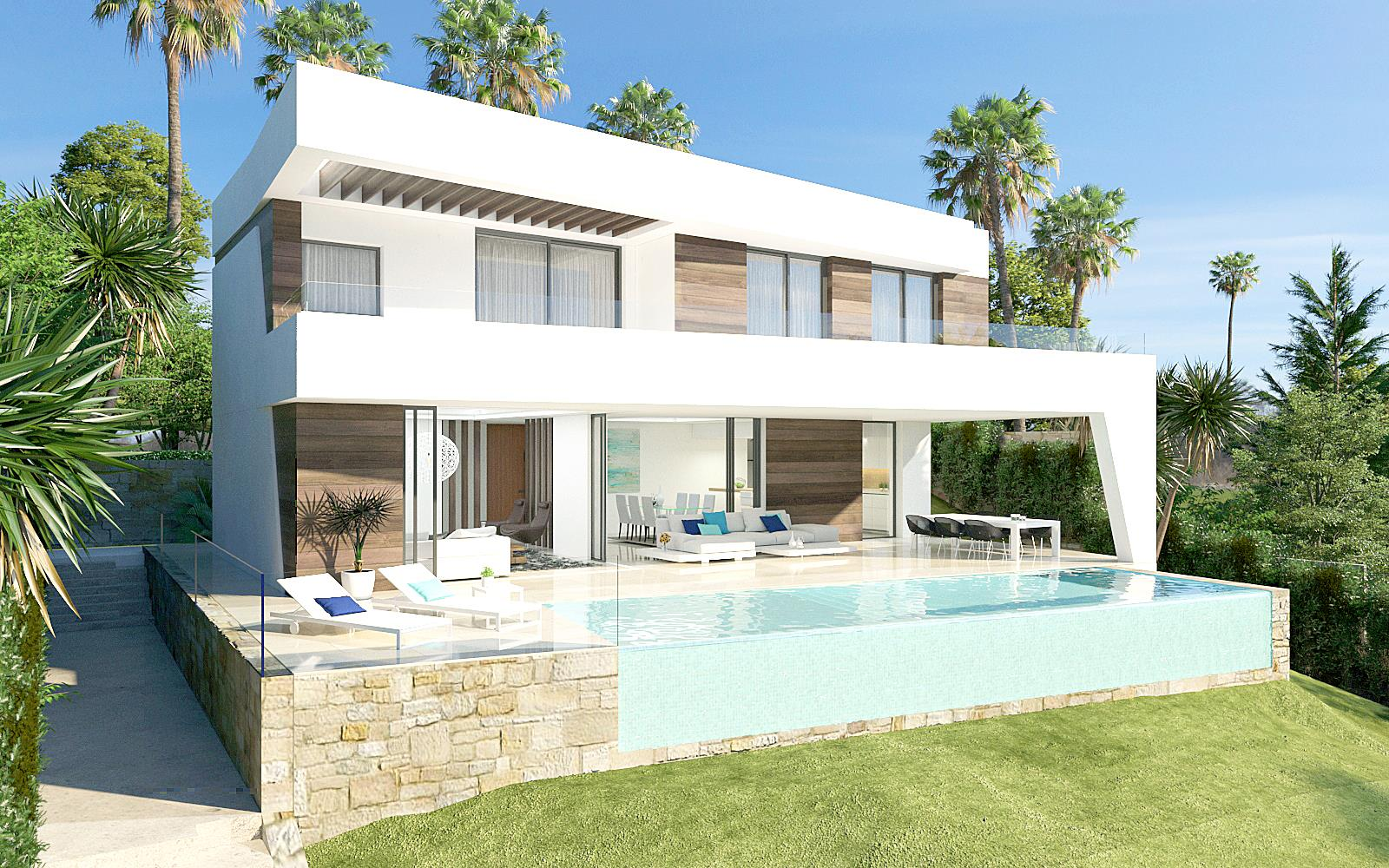 Villas en vente à Estepona MCO5181435