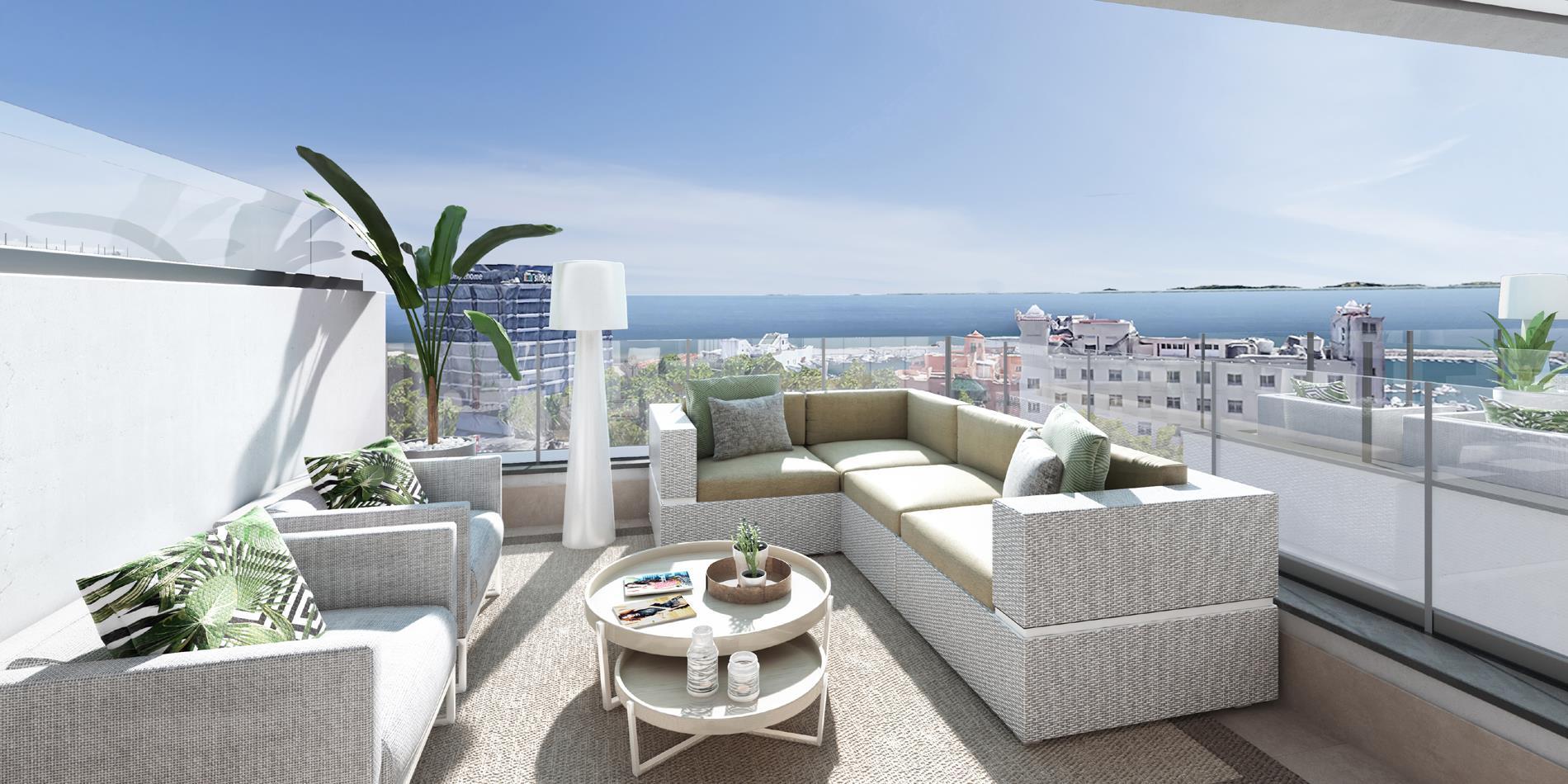 Wohnungen zu verkaufen in Marbella