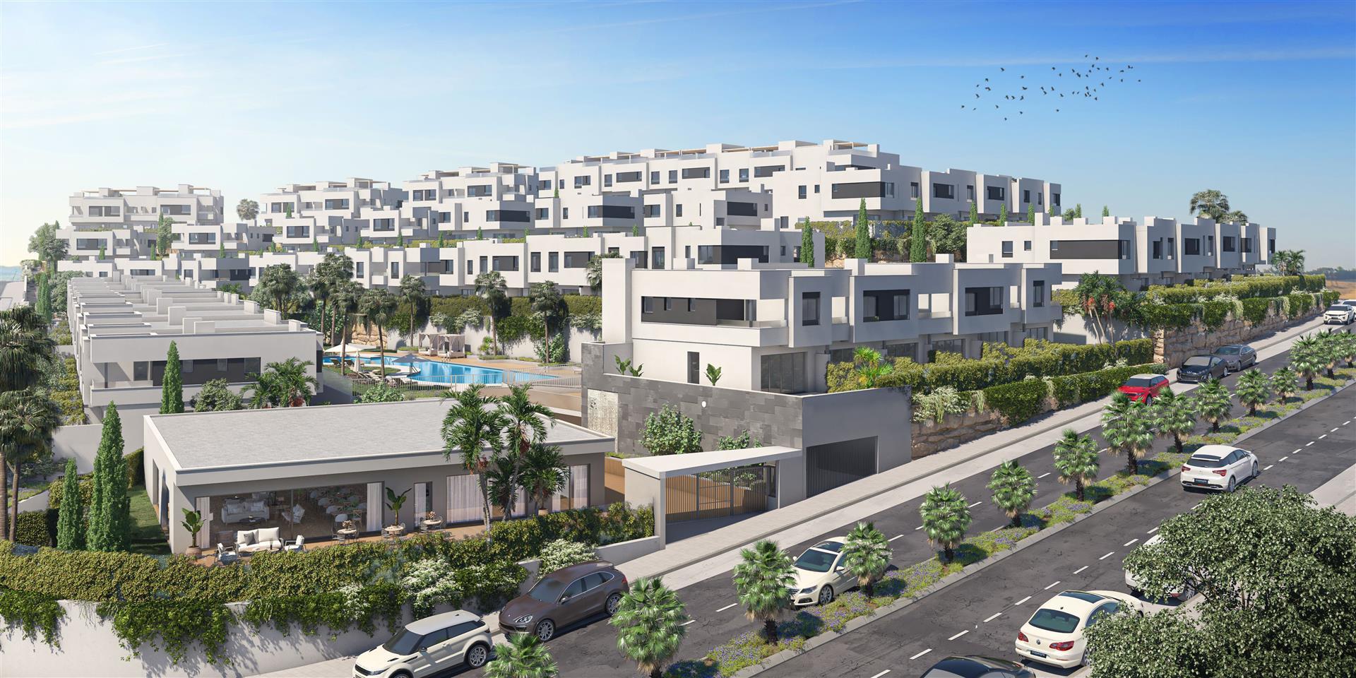 Maisons de ville en vente à La Cala de Mijas MCO5763484