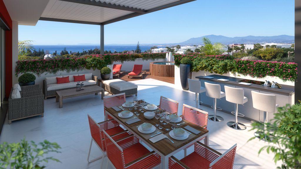 Appartements en vente à Marbella MCO6229197