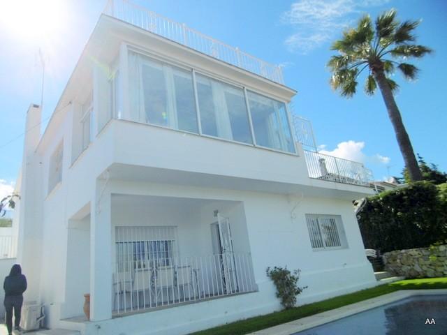 Villa Individuelle à Nueva Andalucía MV1743844
