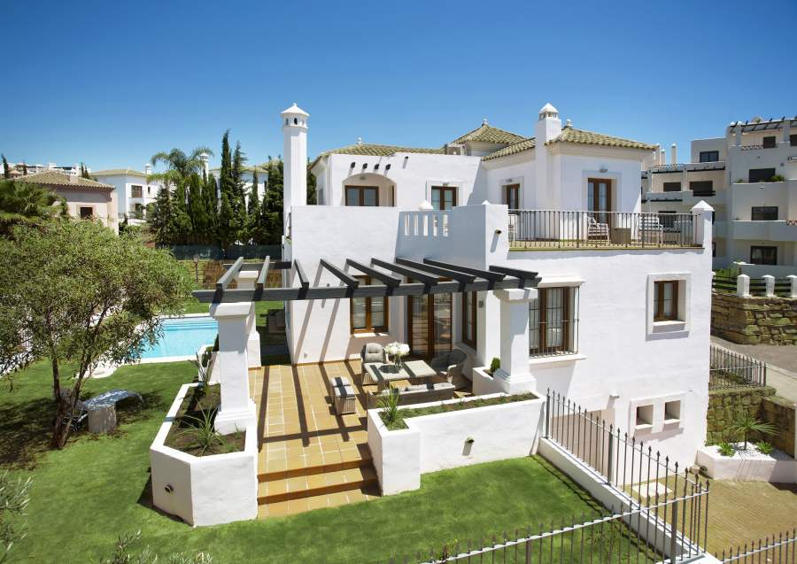 Villas in Estepona MV2670103