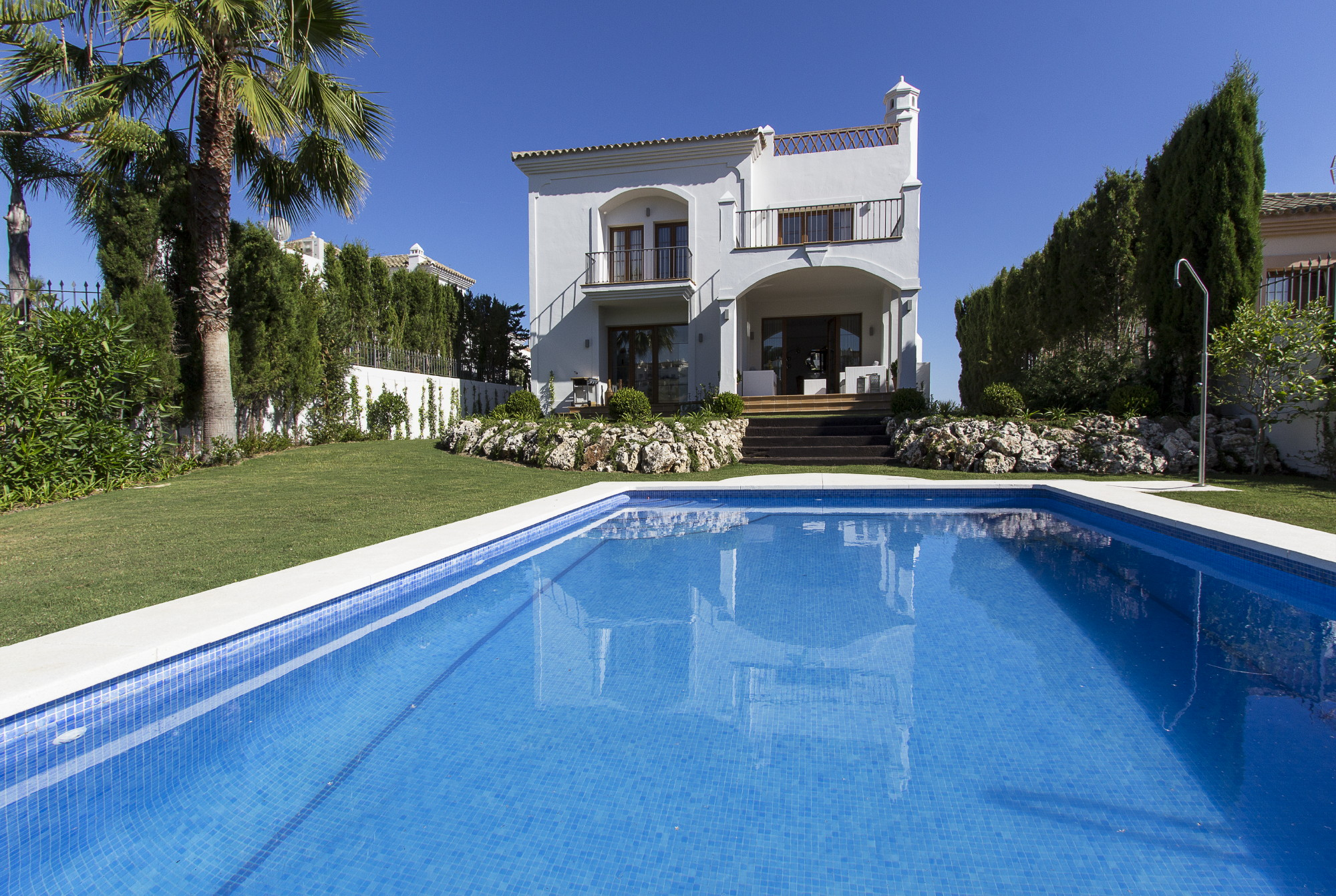 Villen in Estepona MV2999273