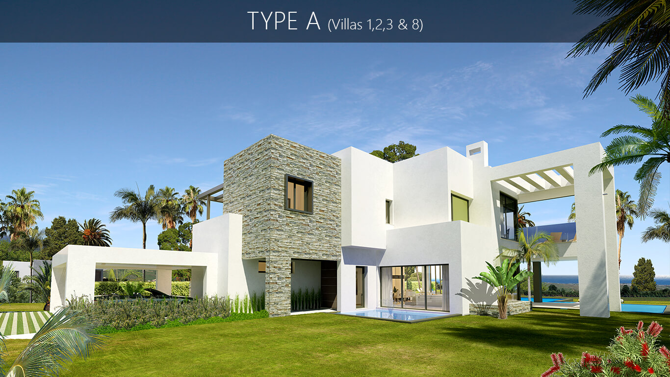 Villas in New Golden Mile MV4754548