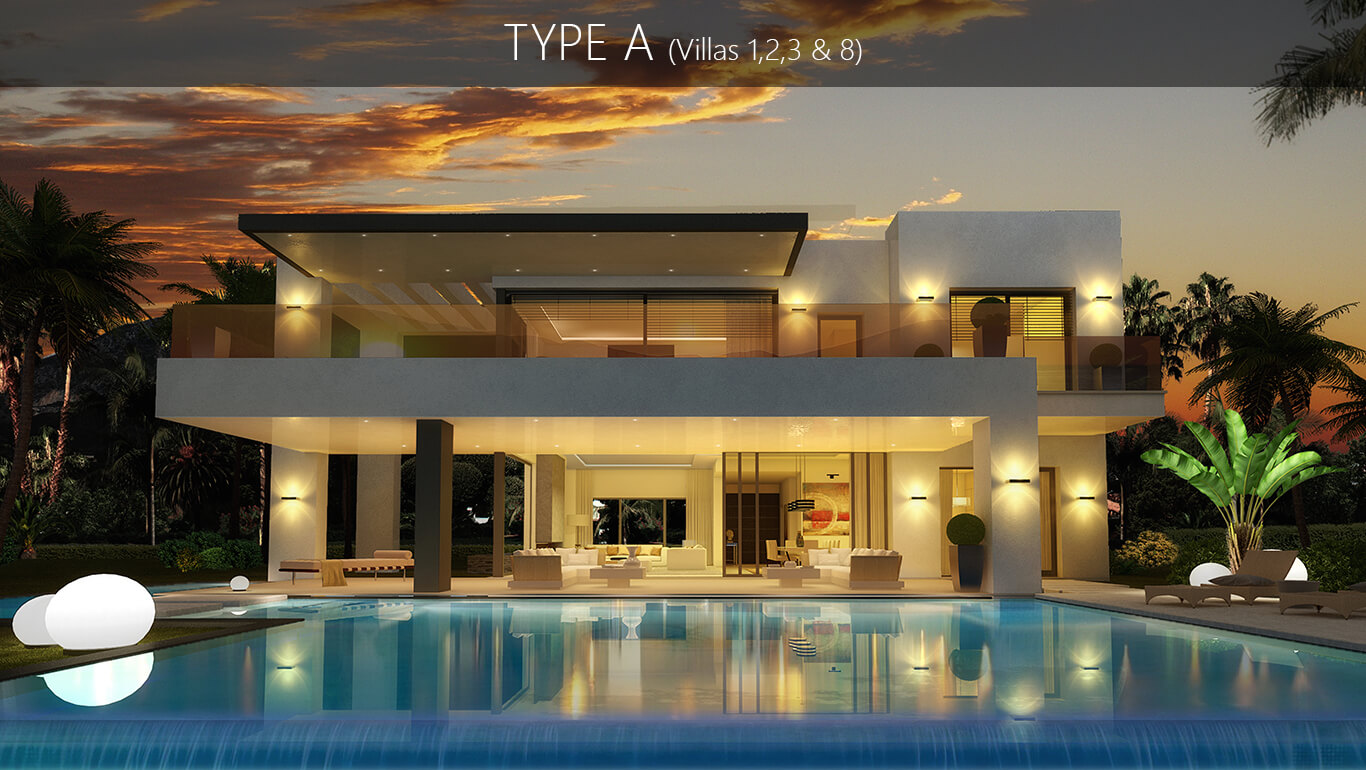 Villas for sale in Marbella MV4754548