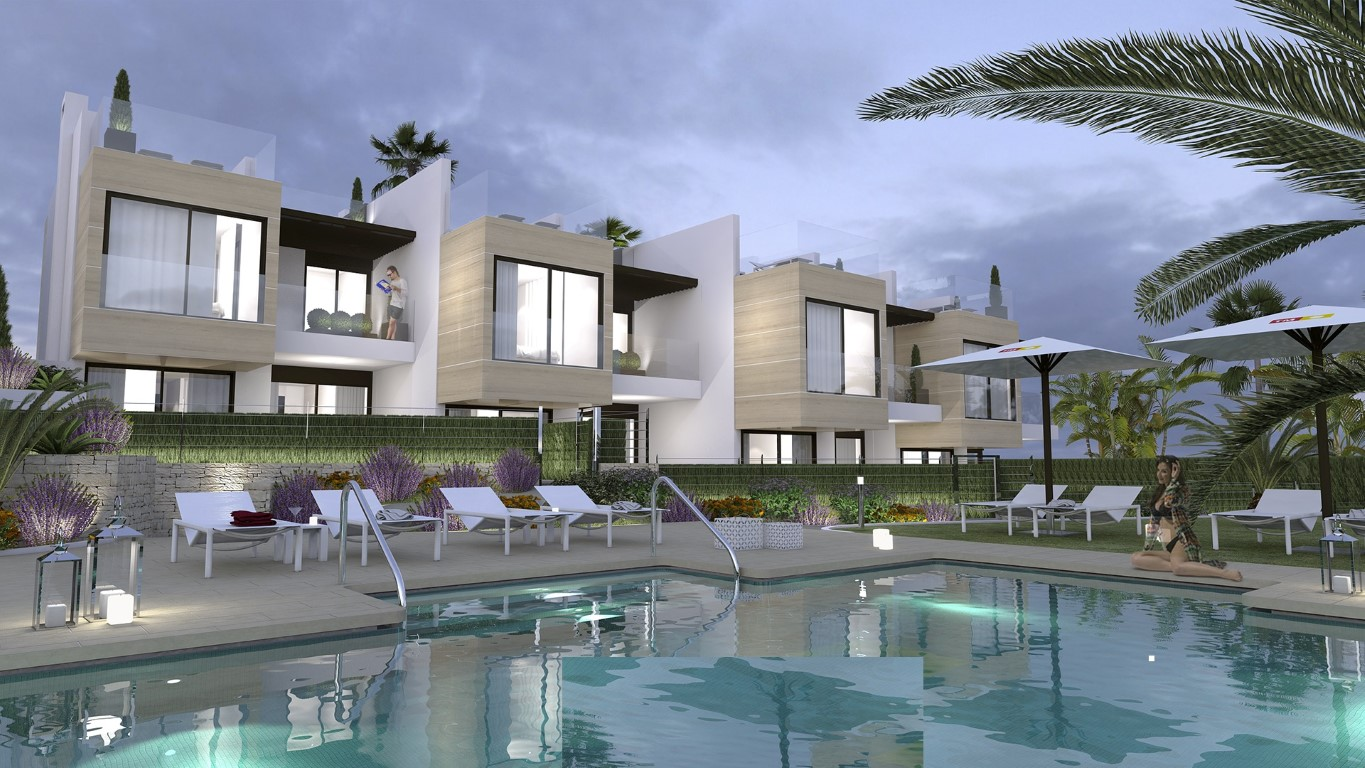 Townhouses for sale in Nueva Andalucía MV5297653