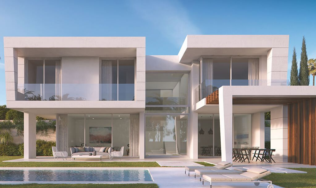 Villas in Los Monteros MV5774109