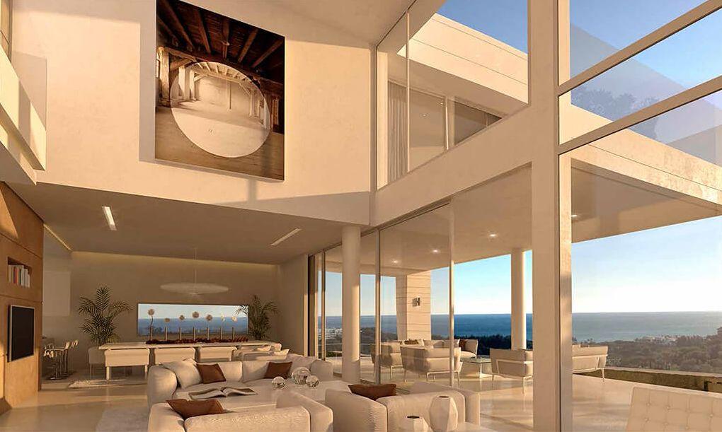 Villaer Til salgs i Marbella MV5774109
