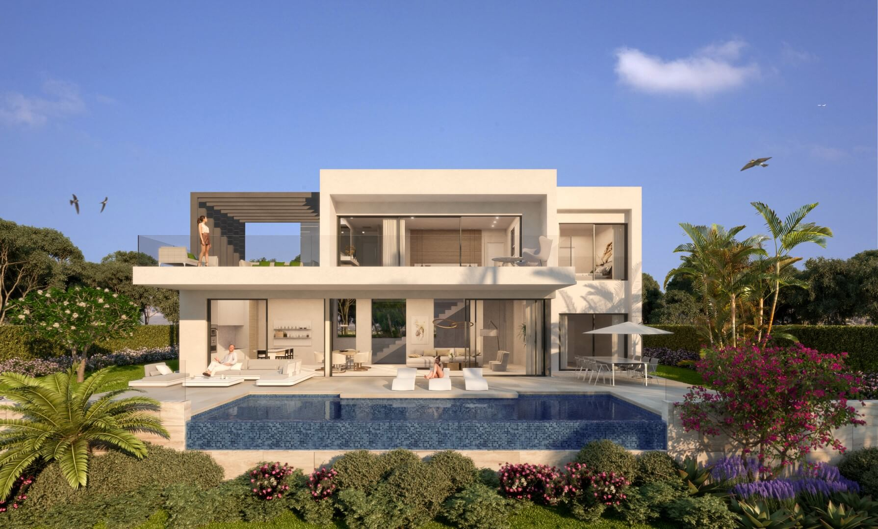 Villas for sale in Estepona MV6782904