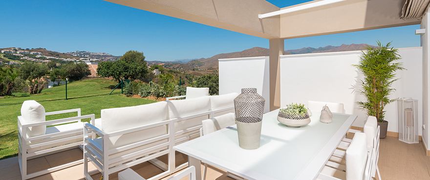 Townhouses in La Cala de Mijas MV6966651