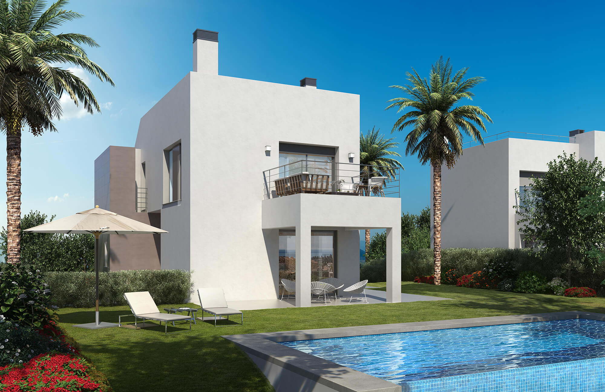 Villas in Estepona MV7187852