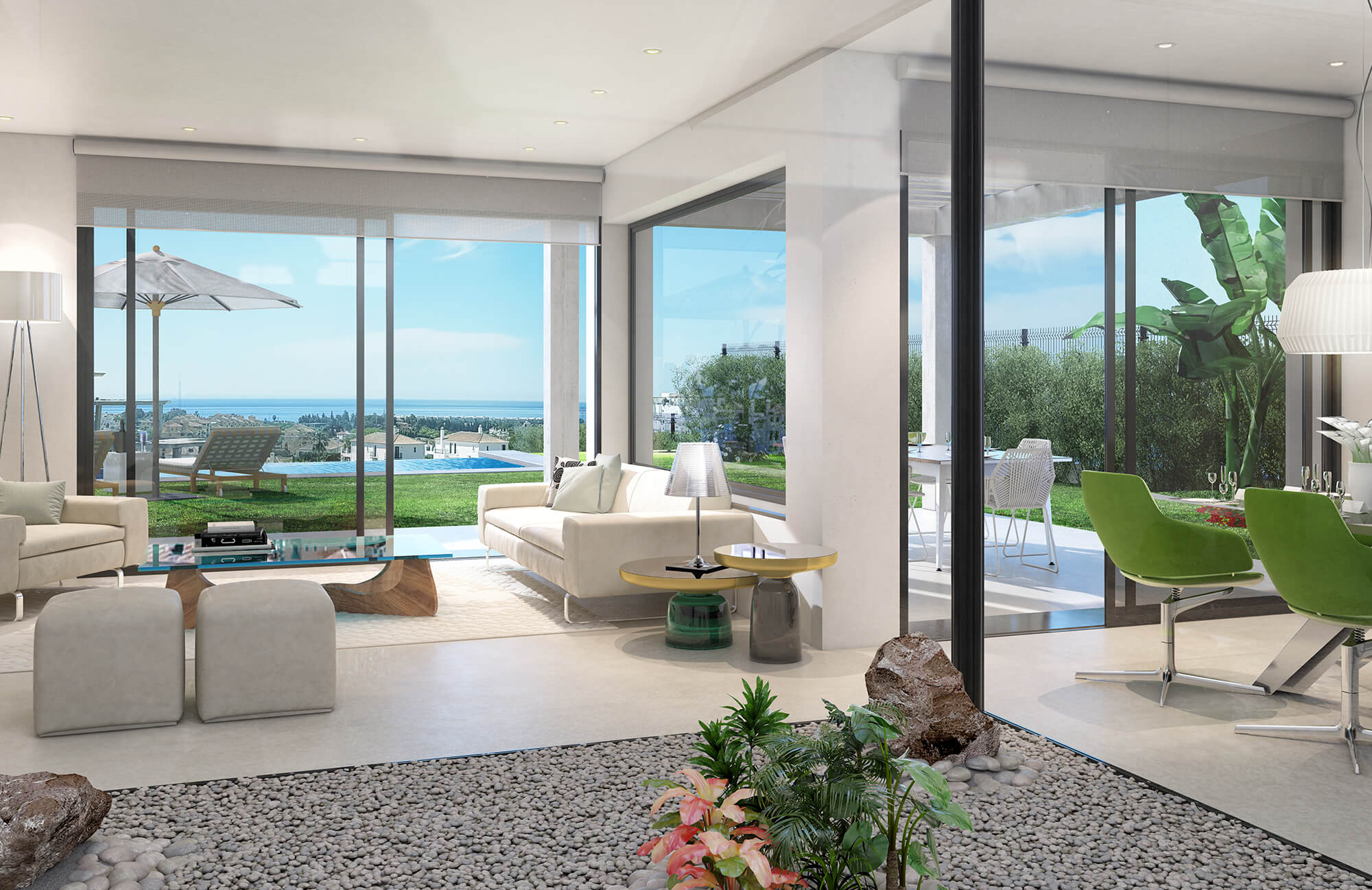 Villas for sale in Estepona MV7187852