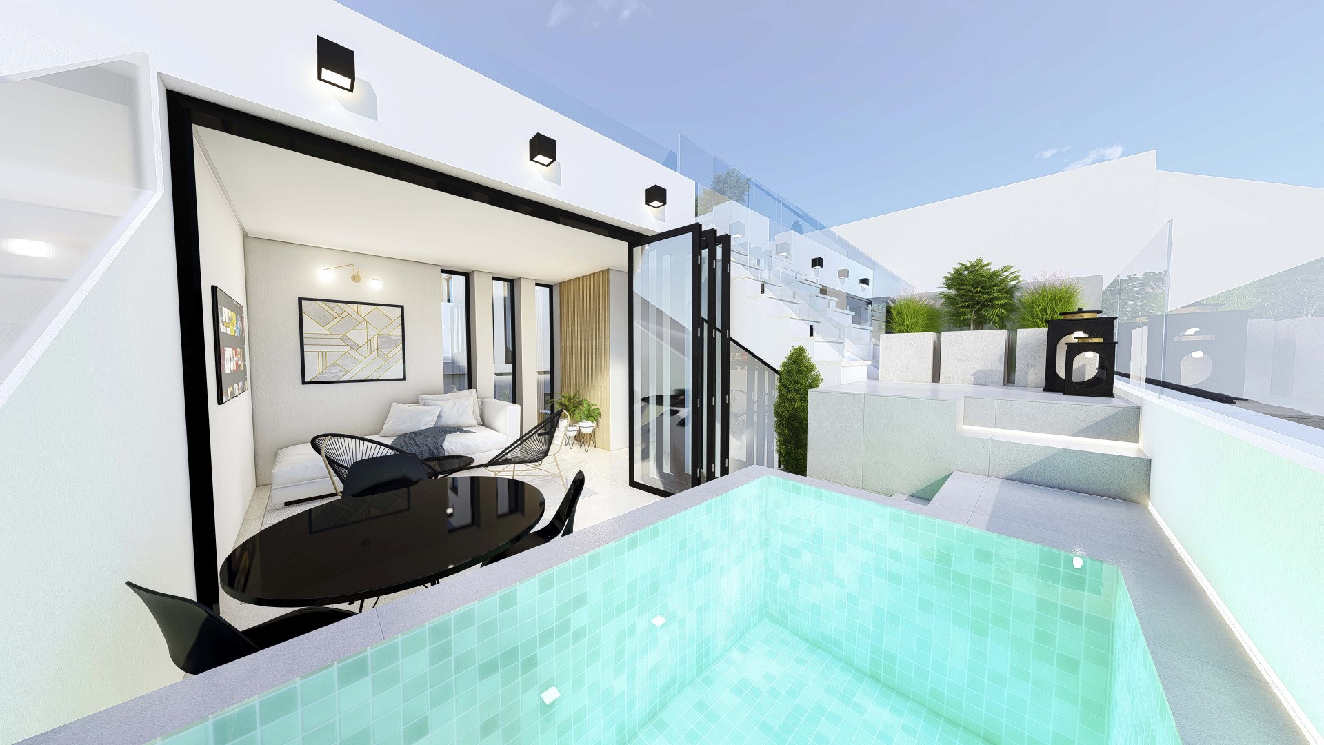 Townhouses in Estepona MV7506688