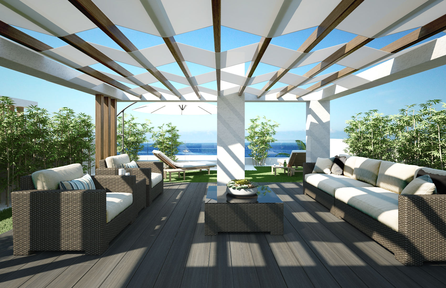 Semi-Detached Houses for sale in Marbella MV8511869
