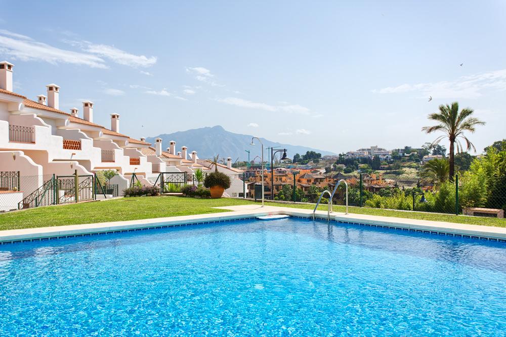 Townhouses in Estepona MV8746717