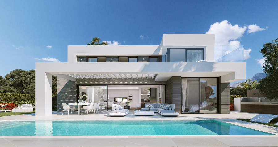Villas for sale in Marbella MV9108366